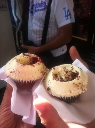 The Hummingbird Bakery: spettacolari