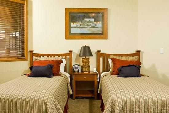 Christie Club at Steamboat Springs: Bedroom
