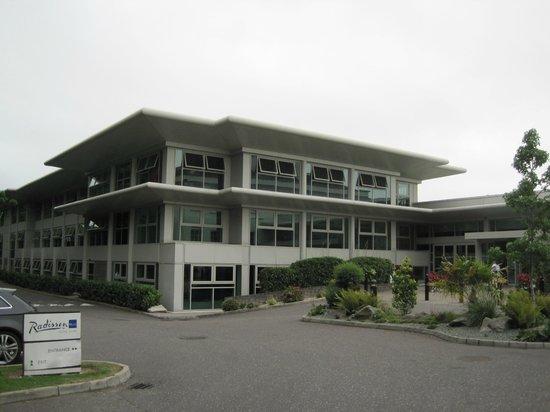 Radisson Blu Hotel & Spa, Cork: Esterior