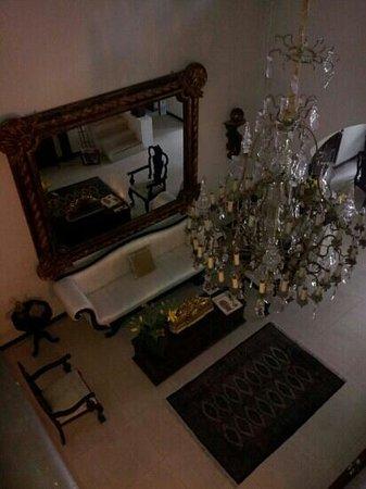 Casa Madonna: lobby