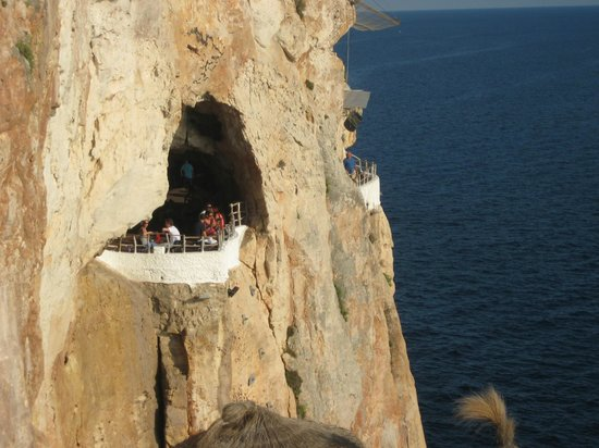 Ciutadella, Spanien: cuevas de Xoroy en Menorca
