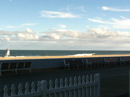 Beach Plaza Hotel: What a view!
