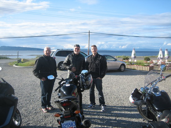 Nanaimo, Canadá: The Bikers