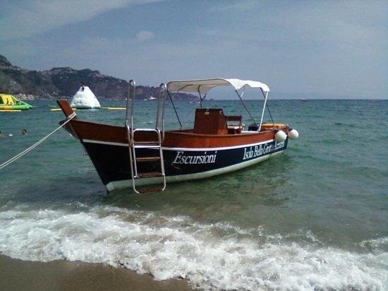 Lido Sayonara: Прогулочная лодка