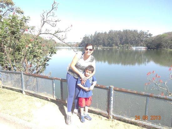 Parque Portugal: Lagoa Taquaral