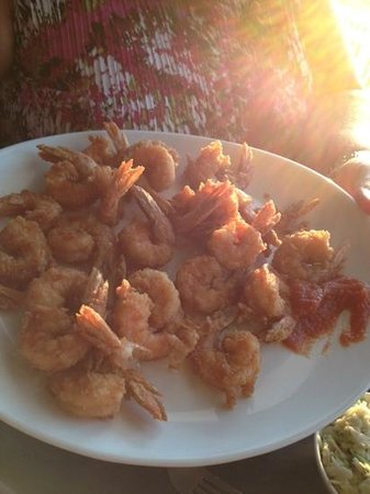 Sugar Creek Seafood Restaurant : more shrimp! :)