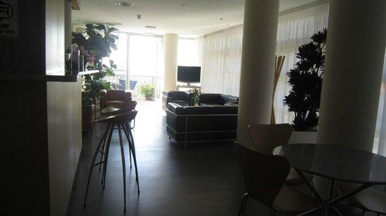 Hotel Rosanna: bar area