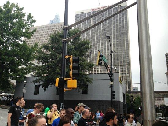 Dragon Con: streets of Atlanta
