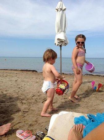 Elegance Apartments: beach babies