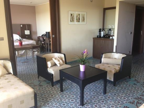 Golden Tulip Villa Massalia: Suite 308
