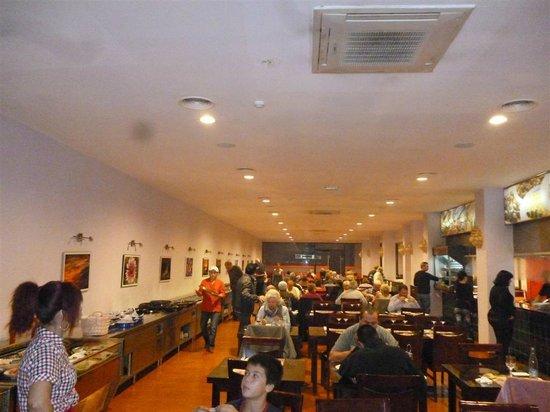 Restaurant buffet amposta restaurantbeoordelingen for Oficina de treball amposta