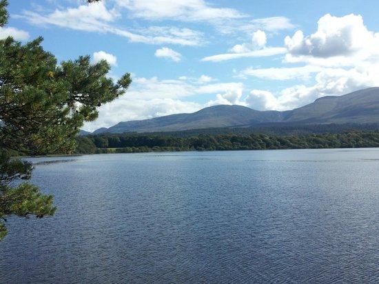 Lake Hotel: Just incredible, breathtaking views