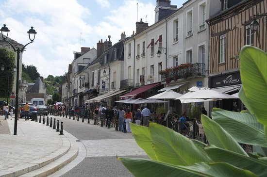 Acco Dispo Private Day Tours : Amboise - for lunch