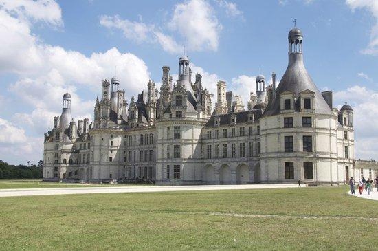 Acco Dispo Private Day Tours : Chateau de Chambord
