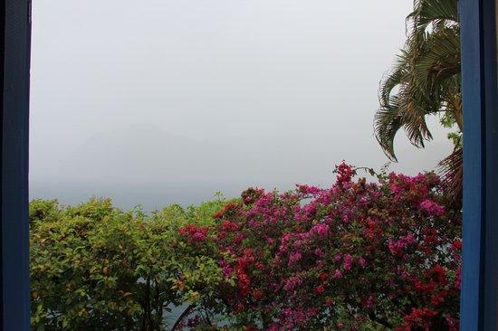 Zandoli Inn: der Regen kommt