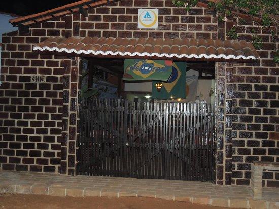 Jeri Brasil Hostel: frente do hostel