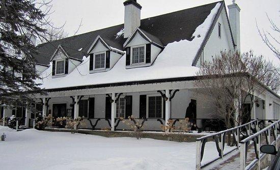 Auberge Willow: Beautiful winter spot