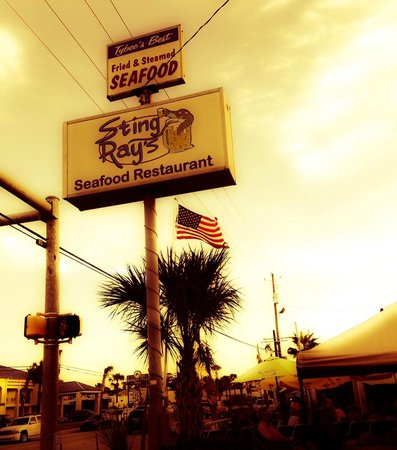 StingRay's on Tybee: Stingray's on Butler