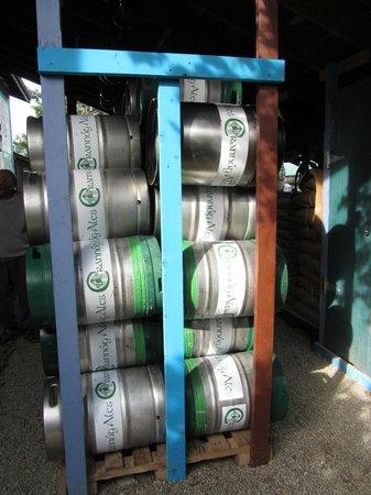 Crannog Ales: Kegs!