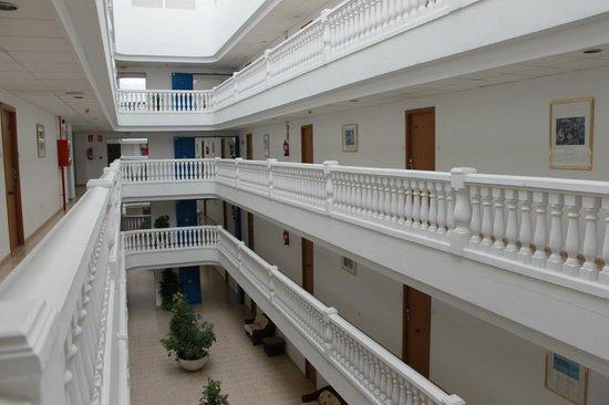 FERGUS Alcoceber: zona comun del hotel
