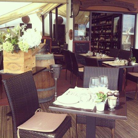 La Maison Du Vin Kurkoff : KURKOFF