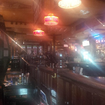 Henry J.Bean's: View from the inside