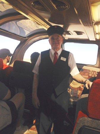 Grand Canyon Railway: Conductor