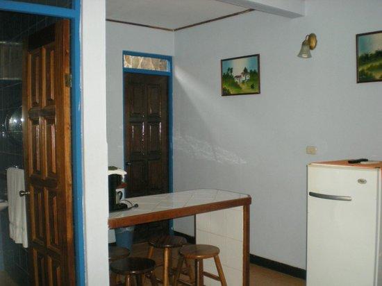 Cabinas Espadilla : Room