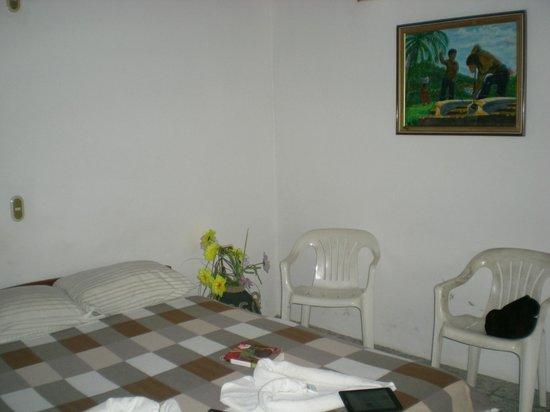Cahuita National Park Hotel: Bed