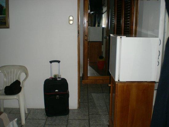 Cahuita National Park Hotel : Room