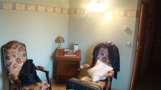 Chez Dany : chambre