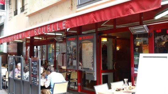 Restaurant L'Ecuelle : devanture