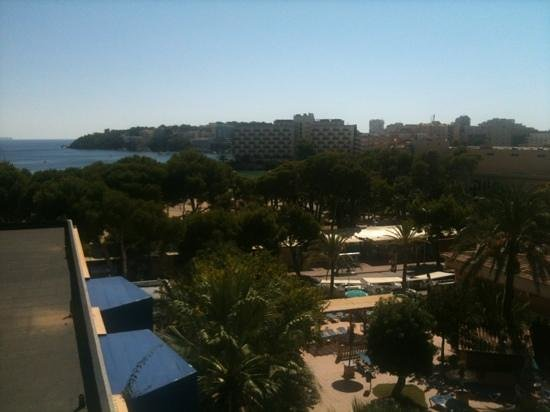 Senses Palmanova: view from room 403