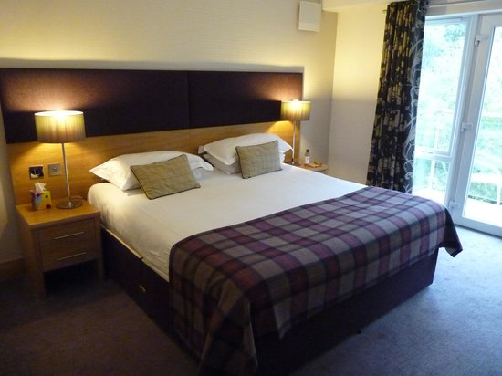 Craigmhor Lodge & Courtyard: Bedroom number 12 Upstairs Courtyard