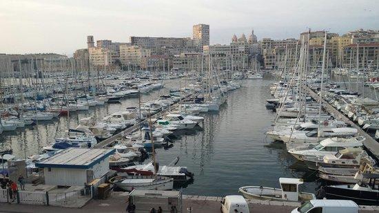 Radisson Blu Hotel, Marseille Vieux Port: Une  Un vue du Radisson