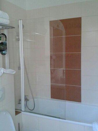 Acanthe Hotel : doccia