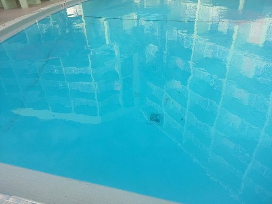 El Caribe Resort & Conference Center: dirty pool