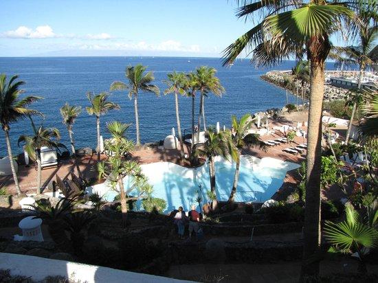 Piscine eau de mer photo de hotel jardin tropical costa for Jardin tropical tenerife tripadvisor