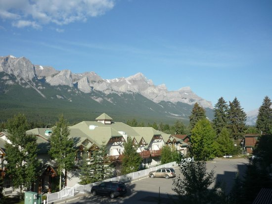 Silver Creek Lodge: View from room