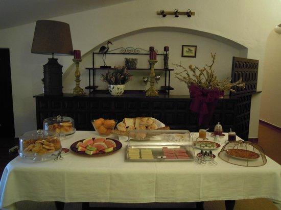 Casa da Meada: Desayuno