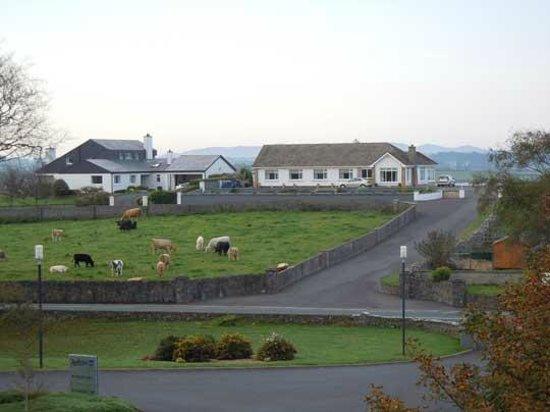 Radisson Blu Hotel & Spa, Sligo: View across the road from the hotel