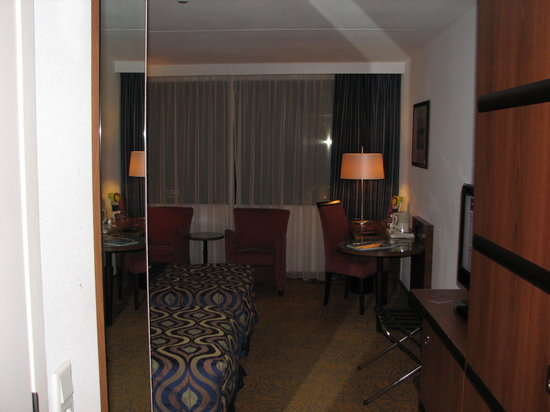 Mercure Hotel Amsterdam City: Toegang tot de kamer