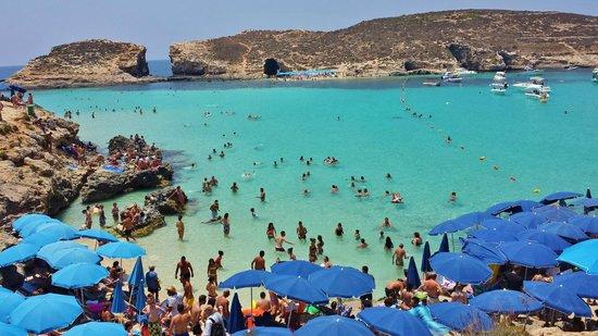 Soreda Hotel: The best day in Malta, Blue Lagoon