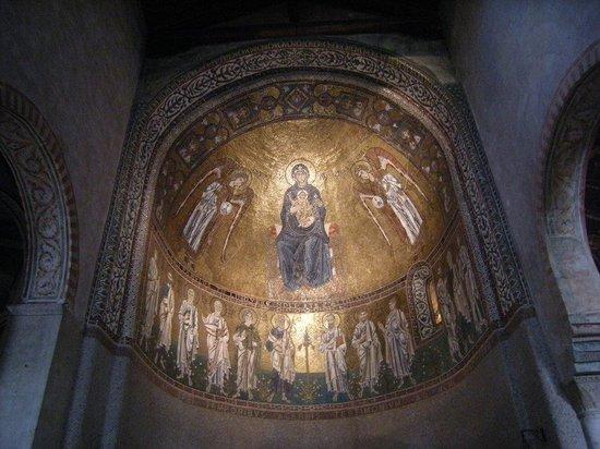 Cattedrale di San Giusto: mosaico2
