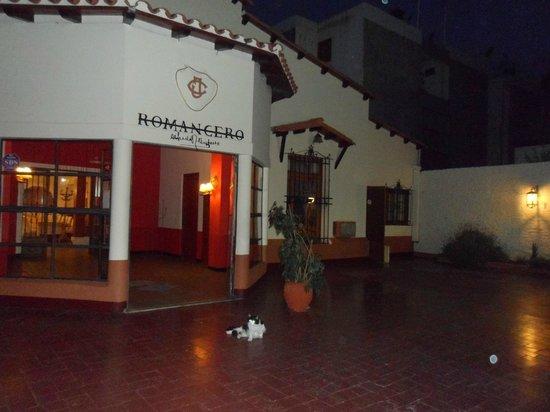 Jockey Club, San Rafael