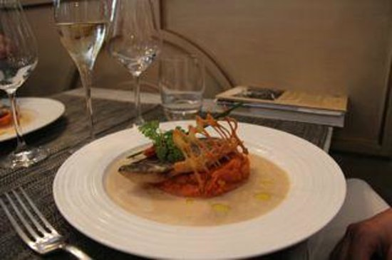 La Table Kobus : Samstagsfisch.