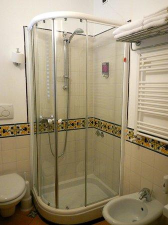 Hotel Bellevue Suites: bagno