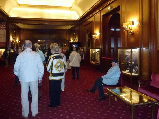 Casino Baden-Baden Spielbank: Ingreso