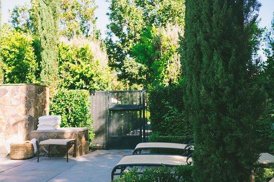 Rancho Bernardo Inn: jacuzzi area