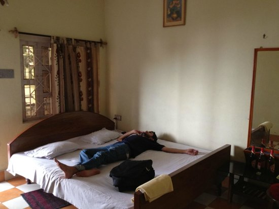 Taki, India: Nice room
